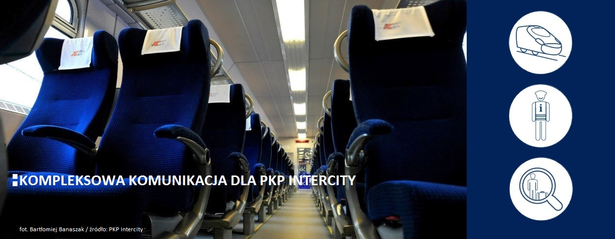 PR for PKP Intercity